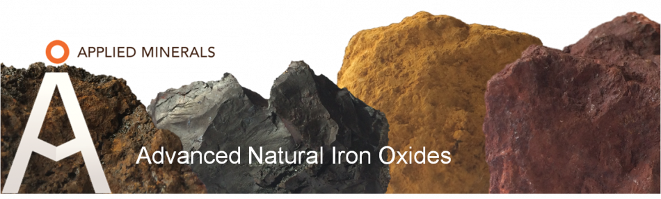 Applied Minerals - iron oxide