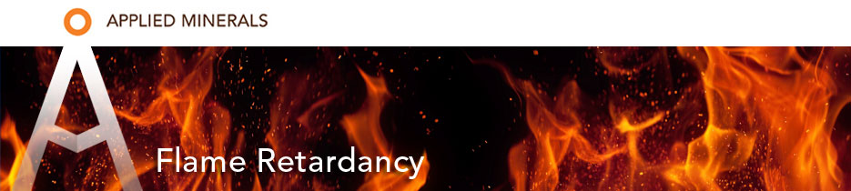 Applied Minerals - Flame Retardancy application page